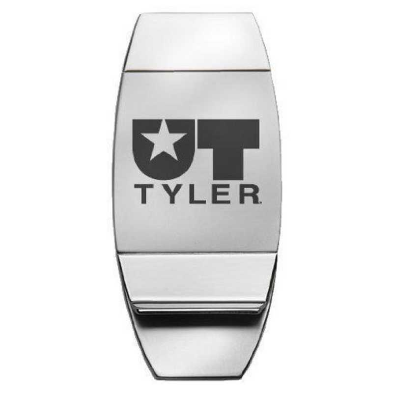 1145-TXTYLER-L1-CLC: LXG MONEY CLIP, Texas at Tyler